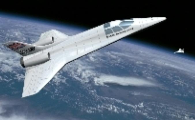 Bristol spaceplanes image