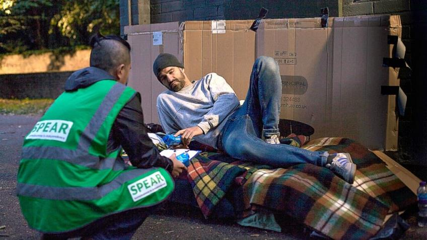 SPEAR still need your help to address homelessness