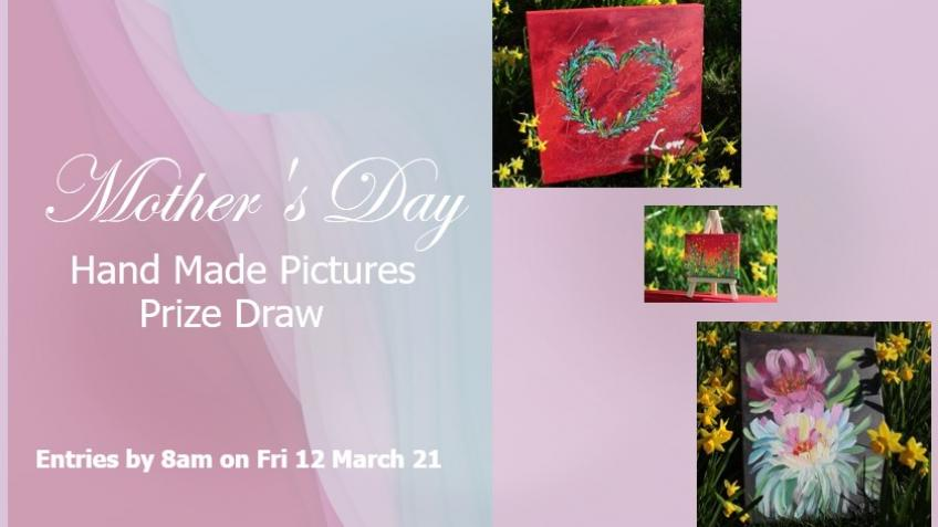 Mother's Day Prize Draw
