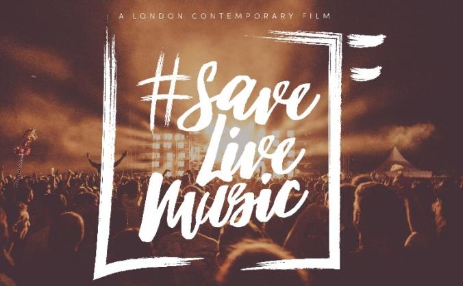 #savelivemusic documentary image