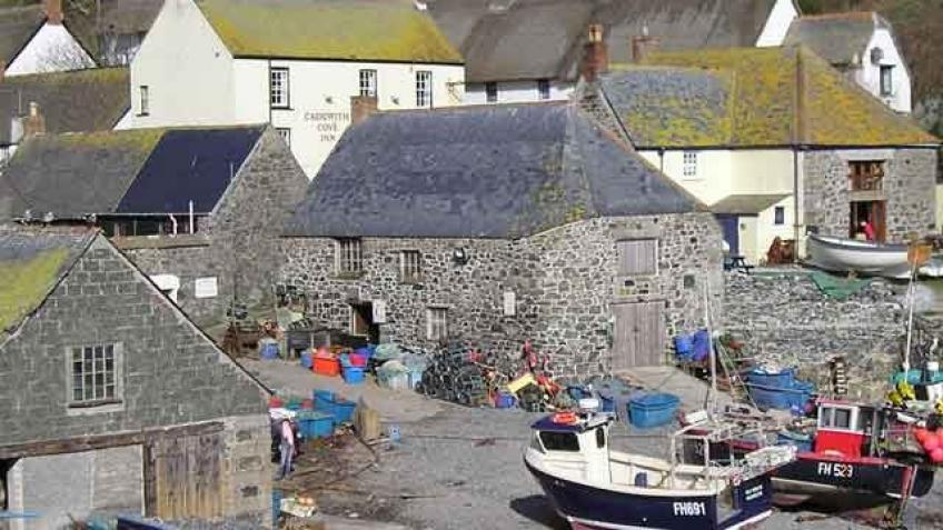 Save Our Fishing Buildings in Cadgwith