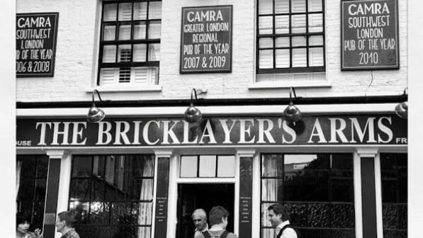 The Bricklayer's Arms - Independent Putney Local