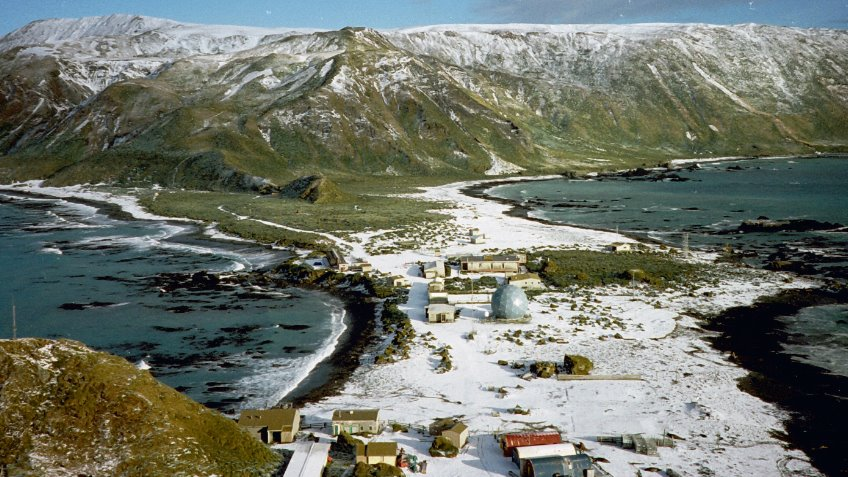 Macquarie island Research Station Upgrade