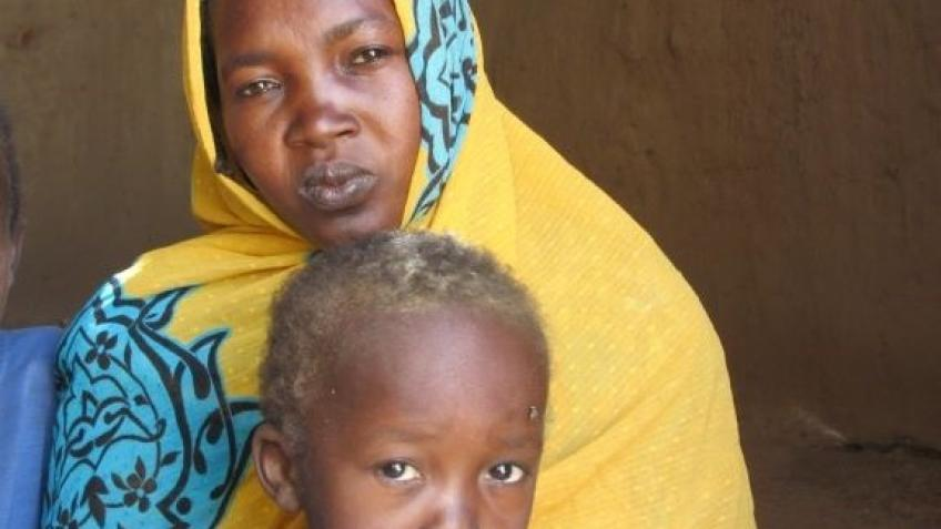 Urgent Appeal Soap & Goats to Save Lives in Darfur
