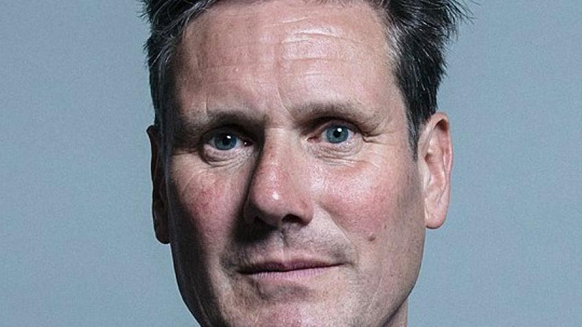 Help buy a spine for Keir Starmer