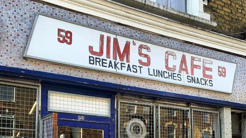Save Jim's Cafe!