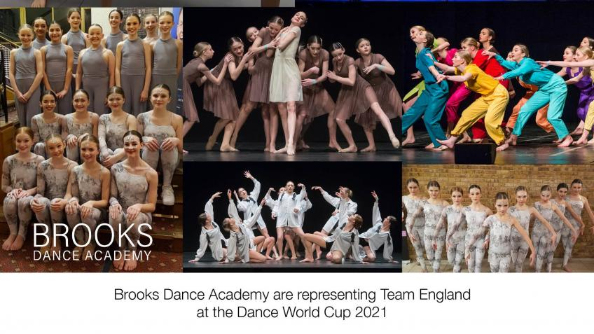 Support Brooks Dance Academy at Dance World Cup