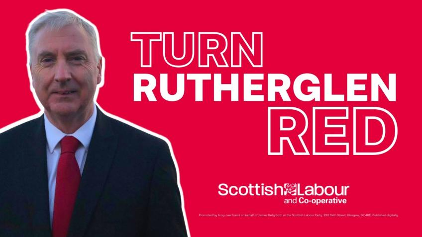 James Kelly for Rutherglen