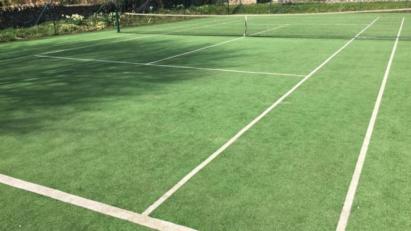 A New Multi Use Sports Court