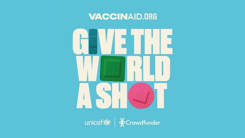 Help UNICEF deliver 2 billion COVID-19 vaccines