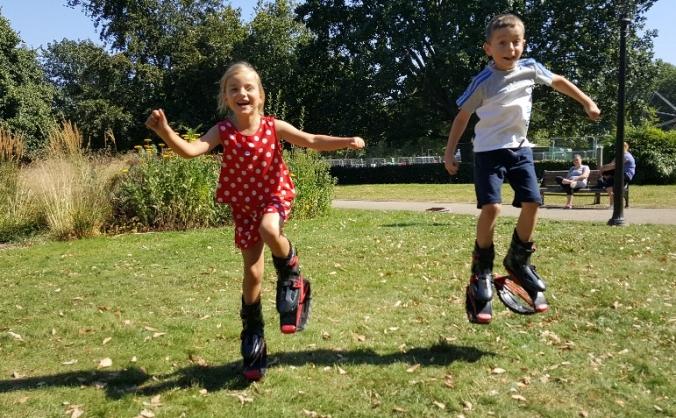 Ktroo children's boots image