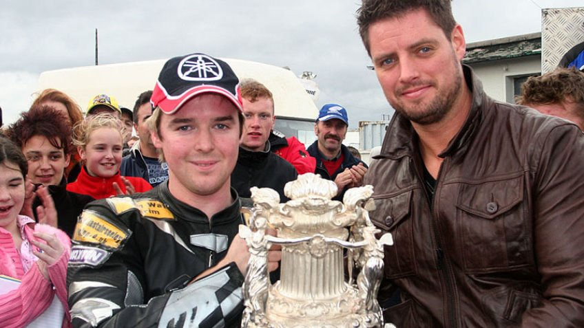 ALASTAIR SEELEY- MY NW200 WINS