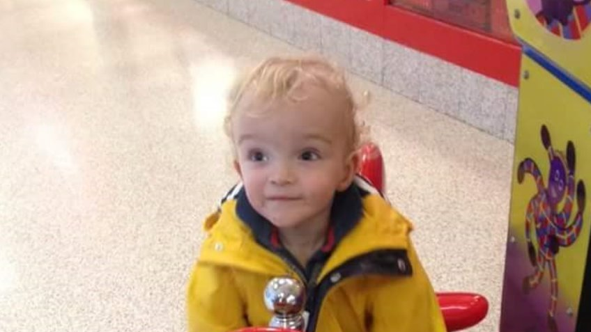 Carters Wright To Proton Beam Therapy A Charities Crowdfunding