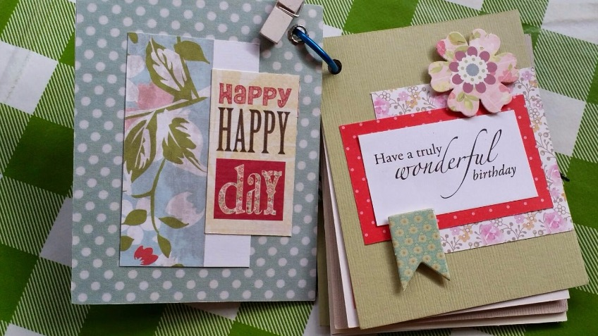 Scrapbook Cards Decorate Your Memories A Arts Crowdfunding Project