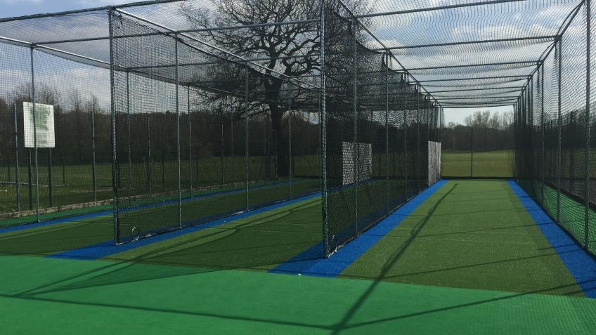 Chagford CC new net facility