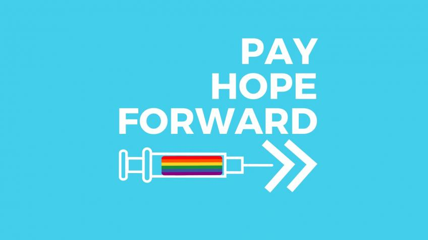 PAY HOPE FORWARD