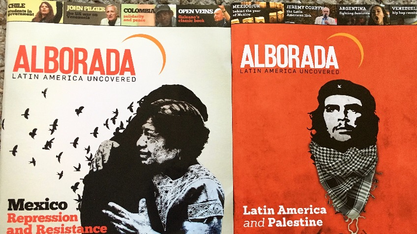 Alborada Magazine Issue 3