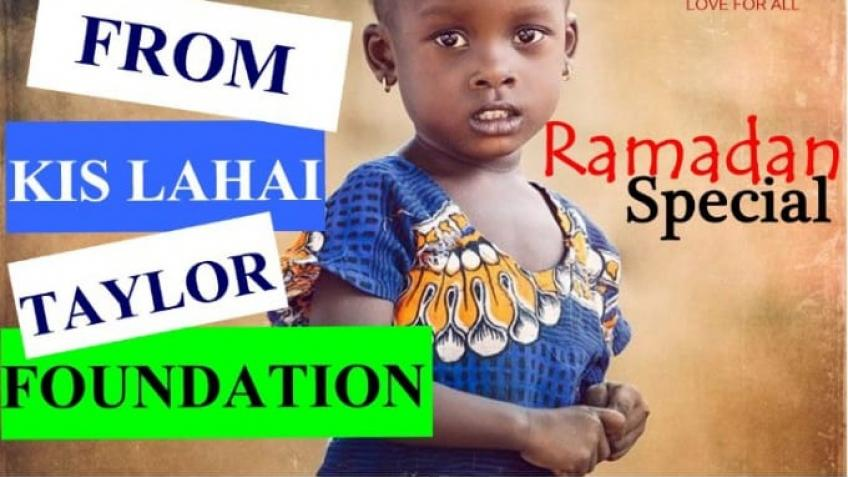 RAMADAN SPECIAL FOR THE LESS PRIVILEGED KIDS