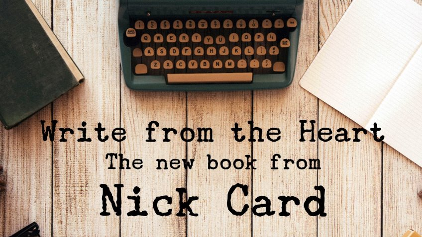 Write from the Heart - Nick Card
