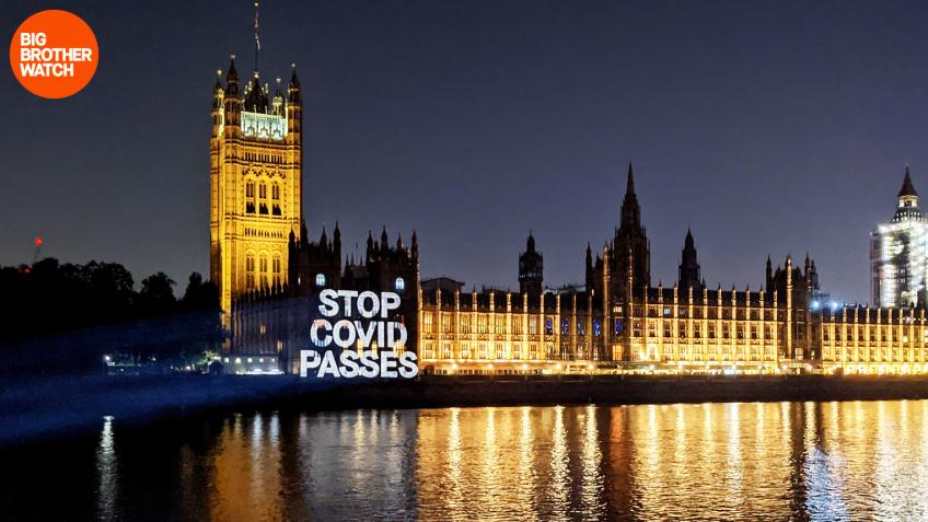 Join the challenge against COVID passes!