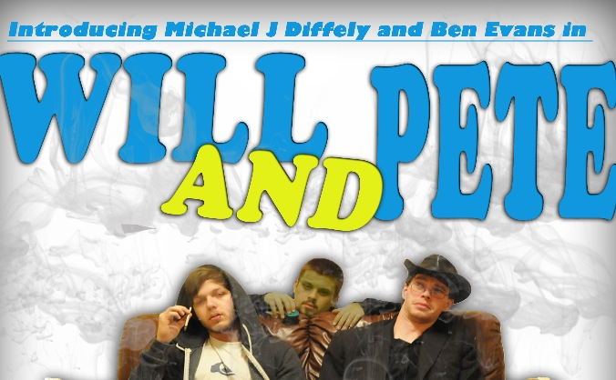 will and pete get high