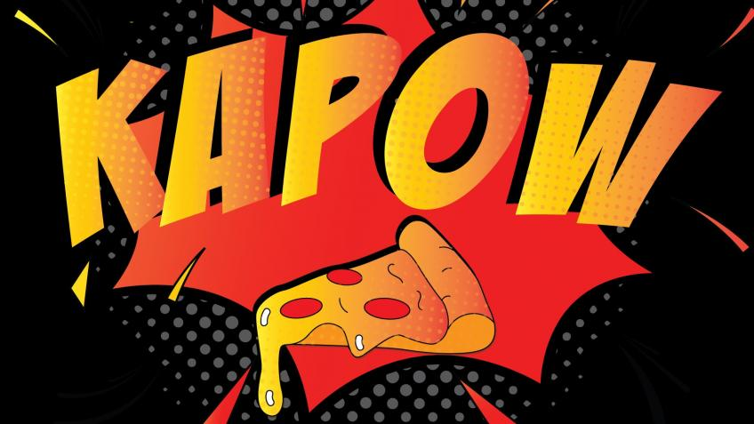 Kapow Pizza popup