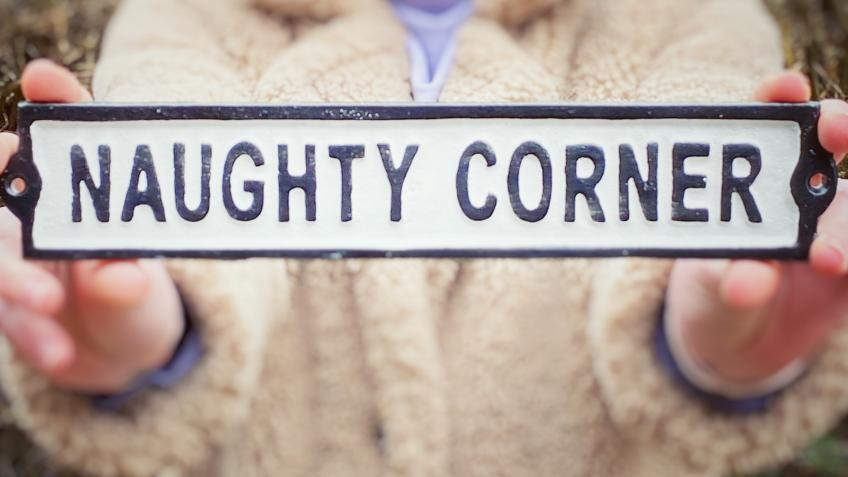 The Naughty Corner Deli