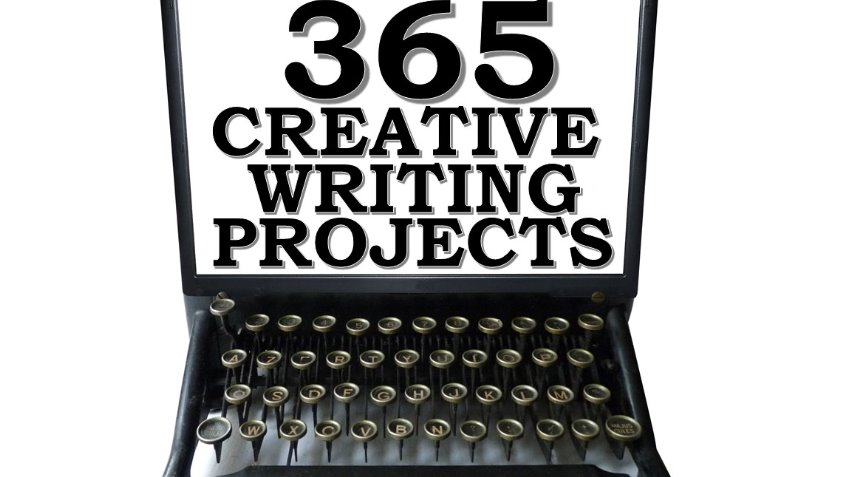 365 Creative Writing Projects Book