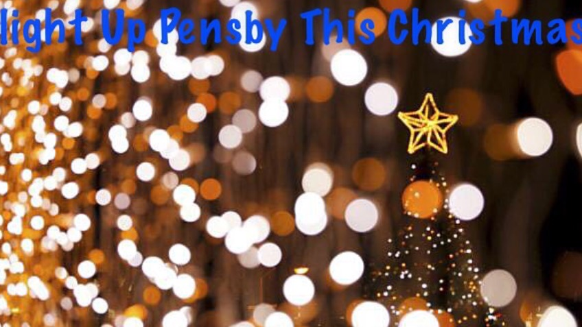 Light Up Pensby This Christmas