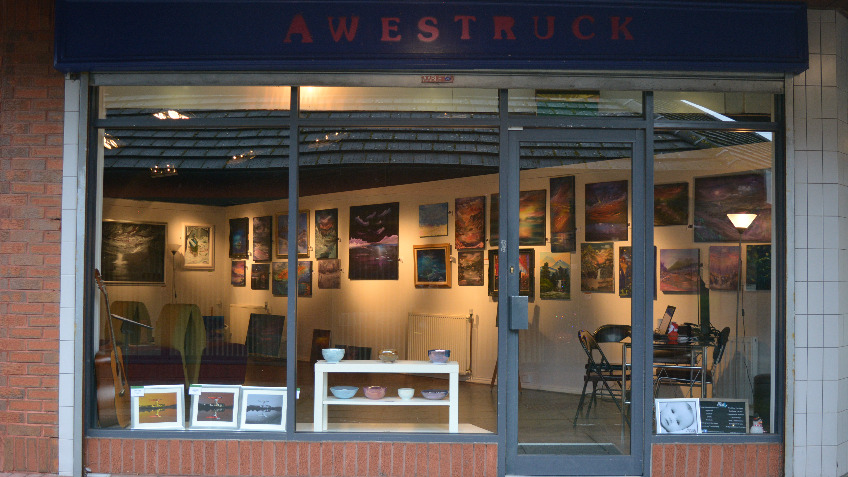 Awestruck Arts Gallery