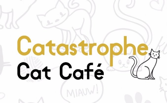 Catastrophe cat cafe image