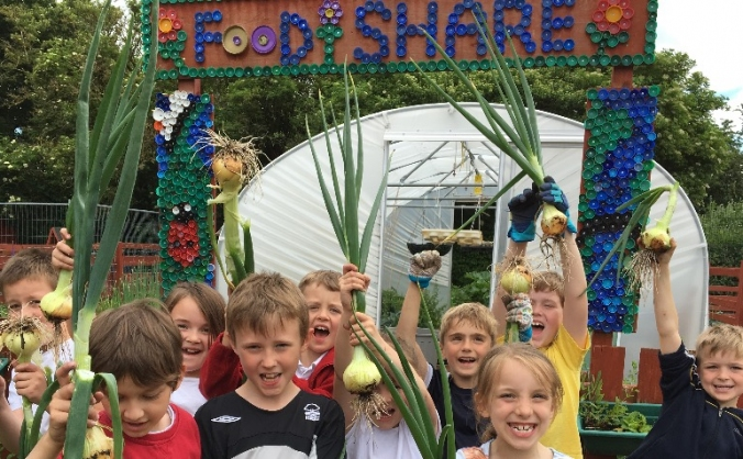 Foodshare - fresh food banks image