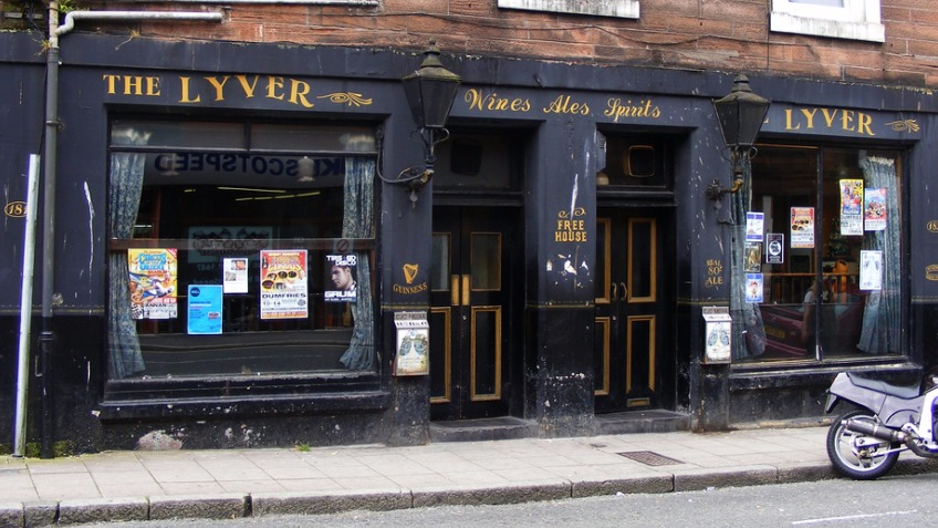 The Lyver - Calvin Harris Local Pub