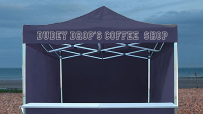 Dudey Drop's Coffee Shop