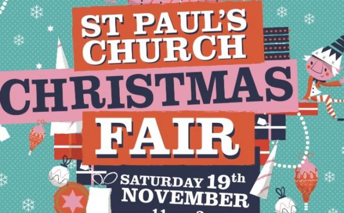 St pauls church christmas fair image
