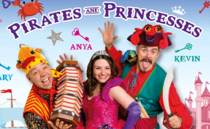 FUNBOX - Pirates and Princesses