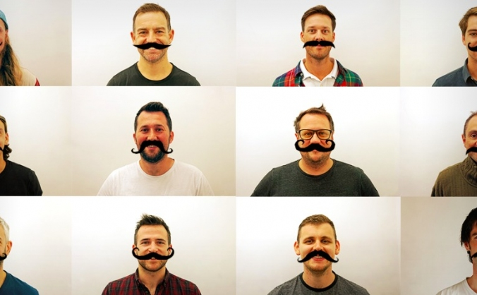 Movember crowdfunder challenge image