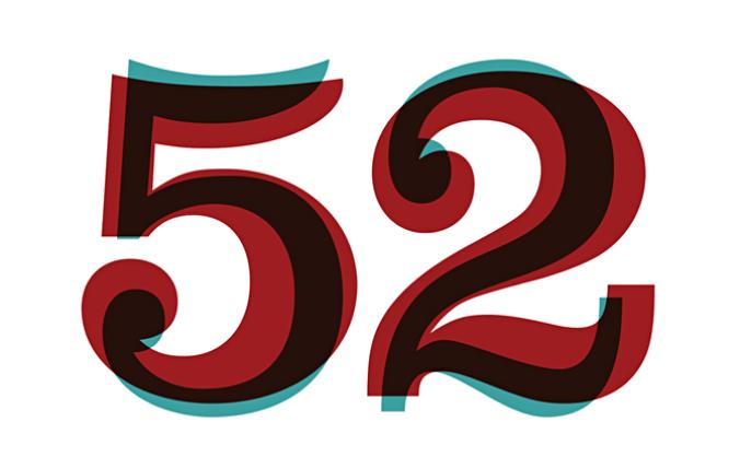 52 - the books!