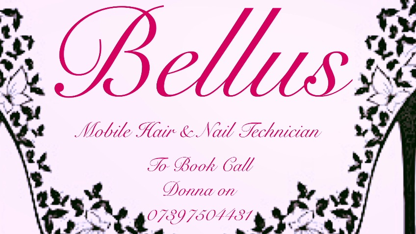 Bellus mobile hair and nail business
