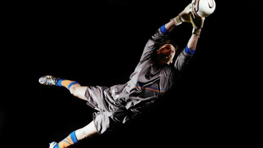 Goalkeeper blogs and training videos