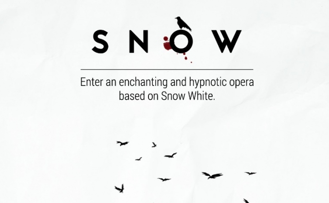 The opera story: snow image