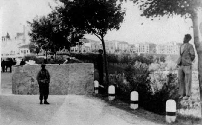 The poetics of  resistance: Italy 1943-45