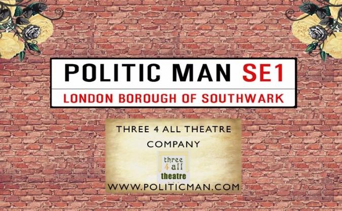 Politic man by three4all theatre company image