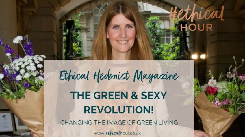 Green & Sexy Revolution! Let's Make a Magazine!