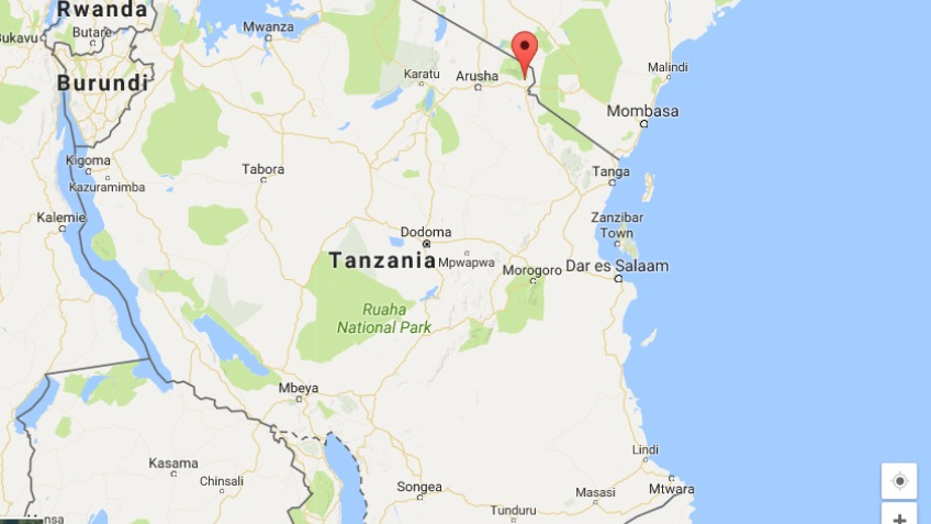 Service Project to Tanzania