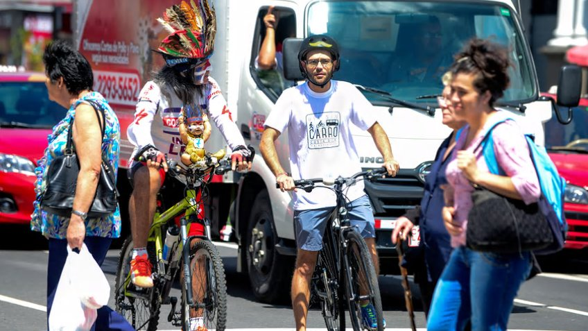 Costa Rica City Cycling infrastructures fund