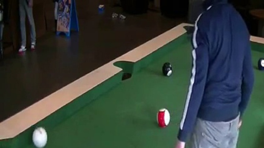 FOOTPOOL - Snooker Football Activity Centre