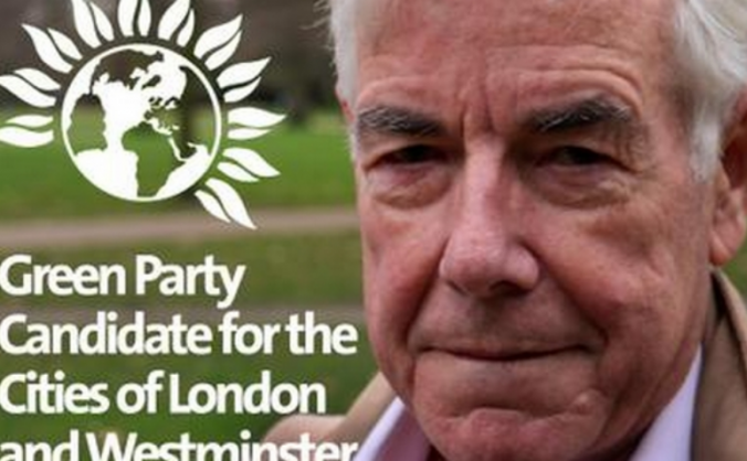 Green Party West Central London appeal by Hugh Small