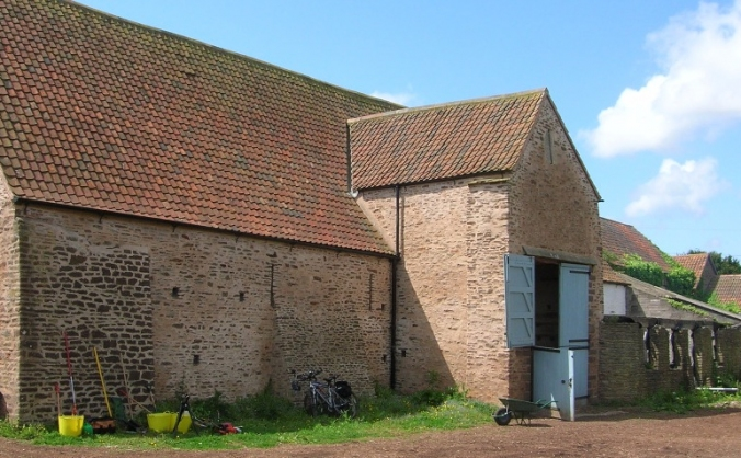 Save winterbourne barn - a rare medieval survivor! image