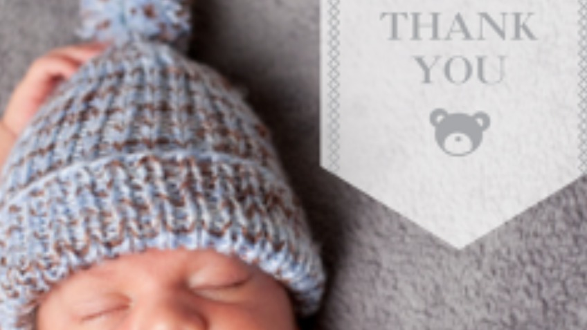 A knitted hat for every baby